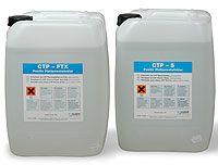 POSITIV-PLATTENENTWICKLER CtP-S u. CtP-FTX(gebrauchsfertig) für