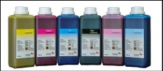 ECO Solvent EXACT Tinte 1 Ltr. Flaschen,