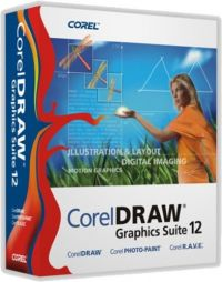 Corel Draw 12 Upgrade