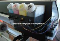 Nachfüll-Umbaukit für  4-Farb-LFP-Drucker