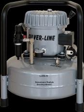 Kompressor Flüsterleiser Silver-Line Serie L-S50-15