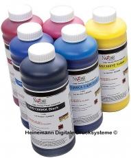 Nazdar® Lyson® 1300 Serie für Mimaki Drucker JV3, 1 Ltr.