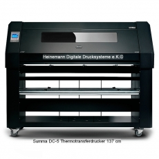 Summa Durachrome DC-5 Thermotransferdrucker Druckbreite137 cm