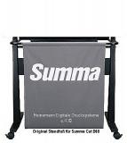 Standfuss für Summa Cut D60, mit Auffangkorb